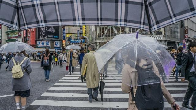 梅雨時の不調の対処法!