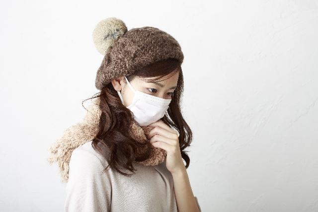 寒さ、冷えによる体の不調対策